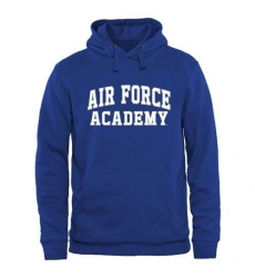 Air Force Falcons Blue Everyday Pullover Hoodie