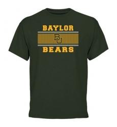 Baylor Bears Micro Mesh T-Shirt Green