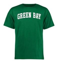 Wisconsin-Green Bay Phoenix Everyday T-Shirt Green