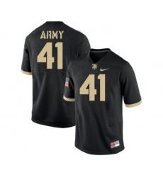Army Black Knights 41 Glenn Davis Black College Football Jersey