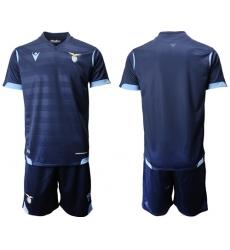 Lazio Blank Away Soccer Club Jersey