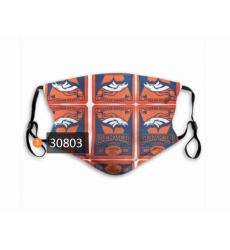 NFL Denver Broncos Mask-0035