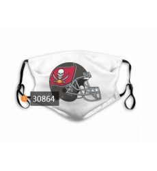 Tampa Bay Buccaneers Mask-0040