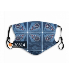 Tennessee Titans Mask-0016