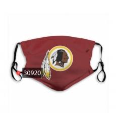 Washington Redskins Mask-0016
