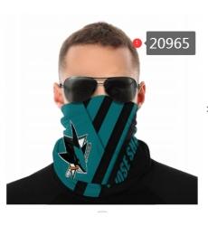 NHL Fashion Headwear Face Scarf Mask-158