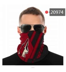 NHL Fashion Headwear Face Scarf Mask-167