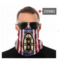 NHL Fashion Headwear Face Scarf Mask-173
