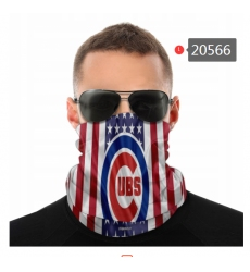 MLB Fashion Headwear Face Scarf Mask-180