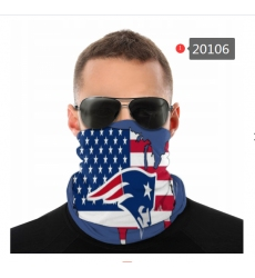 NFL Fashion Headwear Face Scarf Mask-420