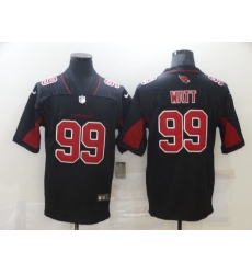 Men's Arizona Cardinals #99 J.J. Watt Black Limited Jersey