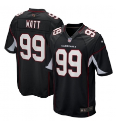 Men's Arizona Cardinals #99 J.J. Watt Nike Black Limited Jersey