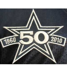 Dallas Cowboys 50TH patch1
