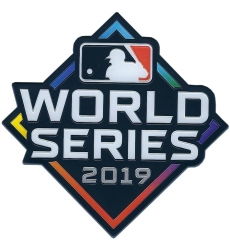 MLB 2019 World Series Generic Patch