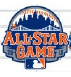 2013 MLB All star patch