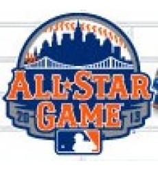 2013 MLB All star patch