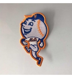 Stitched MLB New York Mets Team Logo Jersey Sleeve Patch