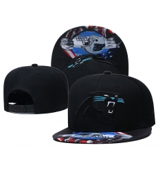 NFL Carolina Panthers Hats-009