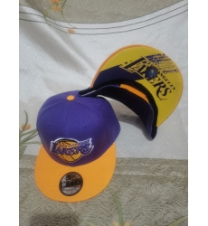 NBA Los Angeles Lakers Hats-014
