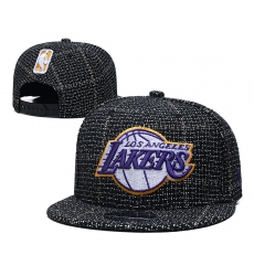 NBA Los Angeles Lakers Hats-019