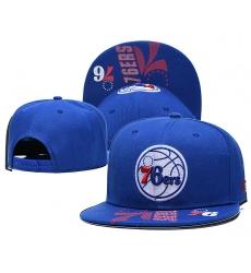 NBA Philadelphia 76ers Hats 002