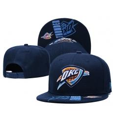 NBA Oklahoma City Thunder Hats 002