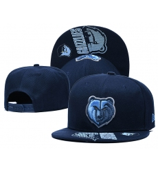 NBA Memphis Grizzlies Hats 003