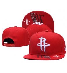 NBA Houston Rockets Hats 002