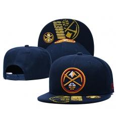 NBA Denver Nuggets Hats 003