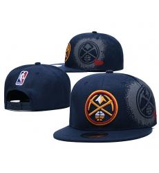 NBA Denver Nuggets Hats 004