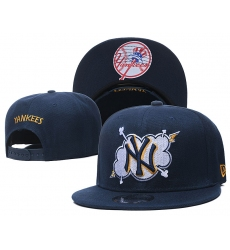 MLB New York Yankees Hats 006