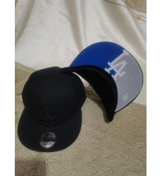 MLB Los Angeles Dodgers Hats 010