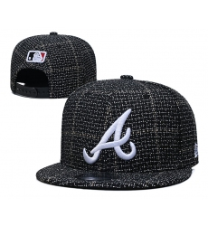 MLB Atlanta Braves Hats 007