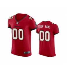 Tampa Bay Buccaneers Custom Red 2020 Vapor Elite Jersey