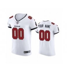 Tampa Bay Buccaneers Custom White 2020 Vapor Elite Jersey