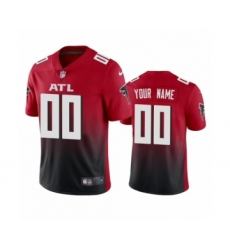 Atlanta Falcons Custom Red 2020 2nd Alternate Vapor Limited Jersey
